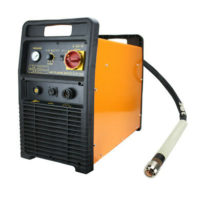 100 Amps Plasma Cutterplasma Power Source For Cnc Cutting Machines - 220v3ph