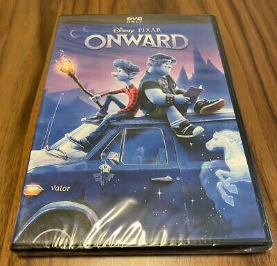 Onward DVD w/Tom Holland & Chris Pratt(New, 2020, **Free Shipping**)