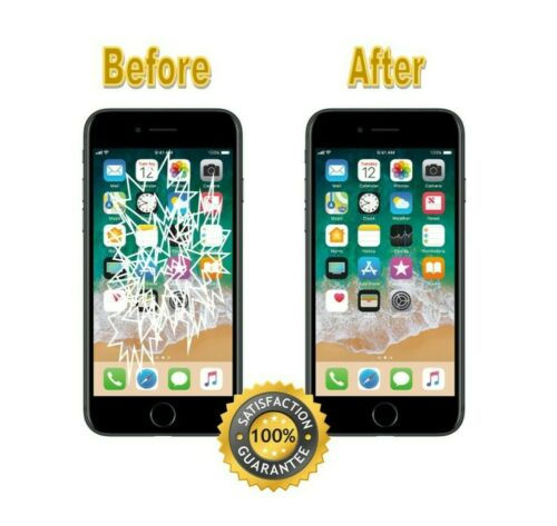 Iphone 7 Plus Cracked Glass Or Lcd Broken Screen Repair Service