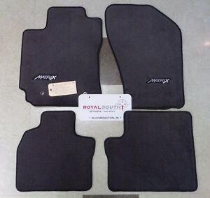 toyota matrix floor mats ebay. Black Bedroom Furniture Sets. Home Design Ideas