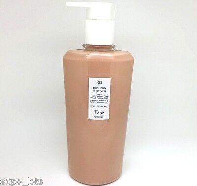 Christian Dior DIORSKIN FOREVER Foundation Makeup SPF 25 ** 022 ** 6.7 fl oz
