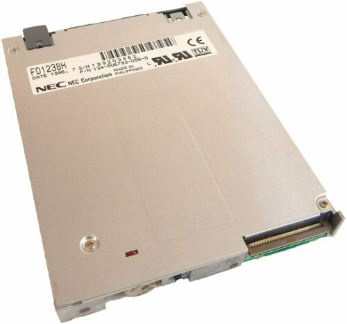134-506793-056-0 FD1238H 1AA73A-8 808-875692-040A NEC 1.44MB FLOPPY DRIVE ASSEMB