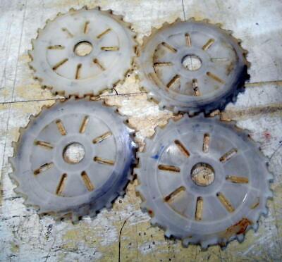 4 Ih Planter Plates 485447r1 Corn Beans 24 Cell