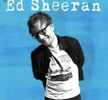 Ed Sheeran Ticket ( Arena Standing) Melbourne 11 March