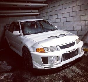 1998 Mitsubishi Evolution V 5