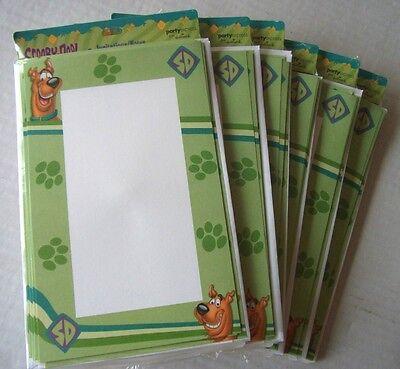 New 48 Hallmark Scooby Doo! Printable Invitations/Note/Thank You-Birthday - Party Printables