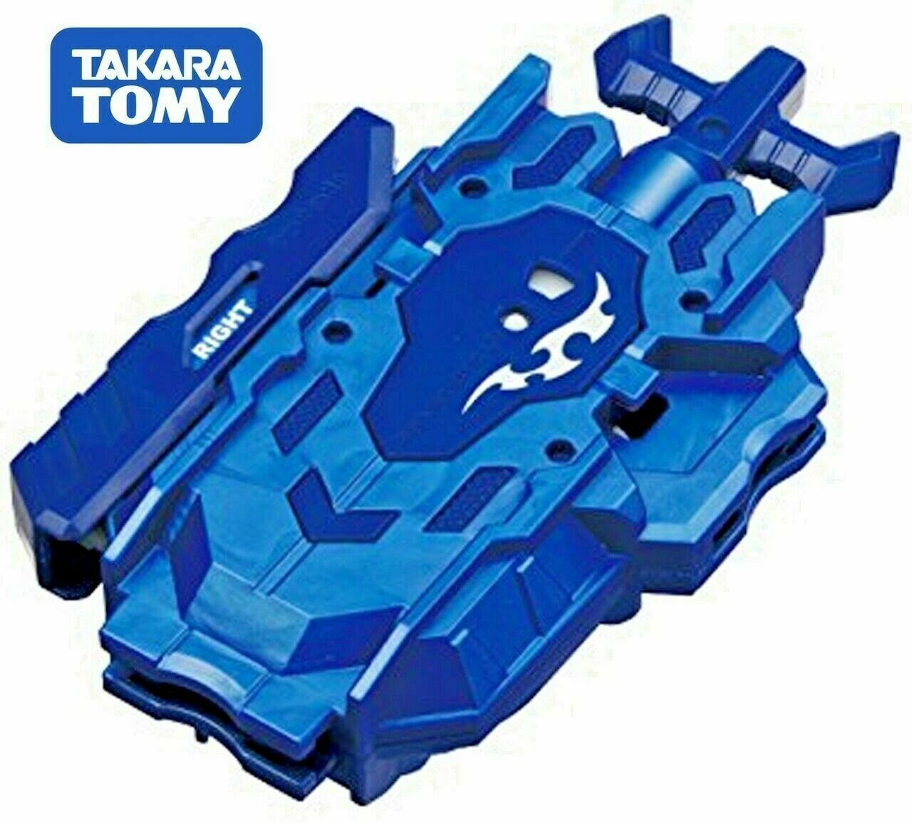 как выглядит TAKARA TOMY Blue Beyblade BURST Left Right String Launcher Beylauncher LR B-119 фото
