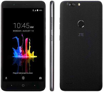 "Android Phone - ZTE BLADE Z MAX Z982 (32GB, 2GB RAM) 6.0"", 4G LTE GSM Unlocked w/ US Warranty"