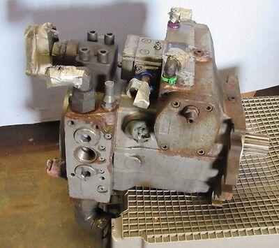 Rexroth Pump Aa4vg125hd3dm132l-nsf52f001d