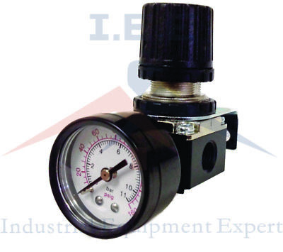 14 Air Compressor Regulator With Pressure Gauge