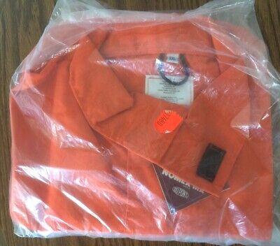 Nomex Iiia Wildland Fire Fighting Brush Shirt Barrier Wear 4052 Orange 2xl