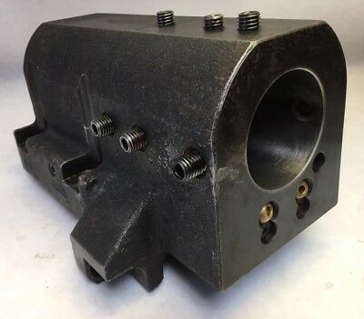 Cnc Turret Lathe Block Tool Holder 2.5 Inch Shank 5-516x 6 Base 9 Oal