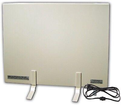 electric legs flat panel heater space saving