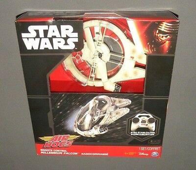 - Air Hogs Star Wars Remote Control Millennium Falcon R/C 7