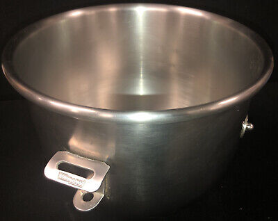 Genuine Hobart A-200-20. 20 Qt Stainless Steel Mixer Bowl