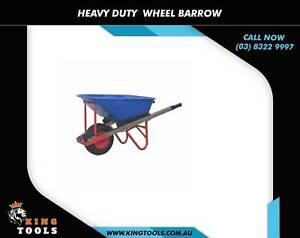 Tradesman style 150x74x60cm Wheel Barrow