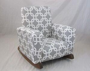 Kids Upholstered Chair