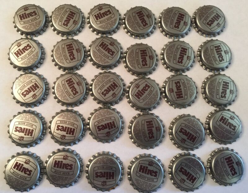 Lot of 23 New Old Stock 1 Hires Root Beer Soda Bottle Caps