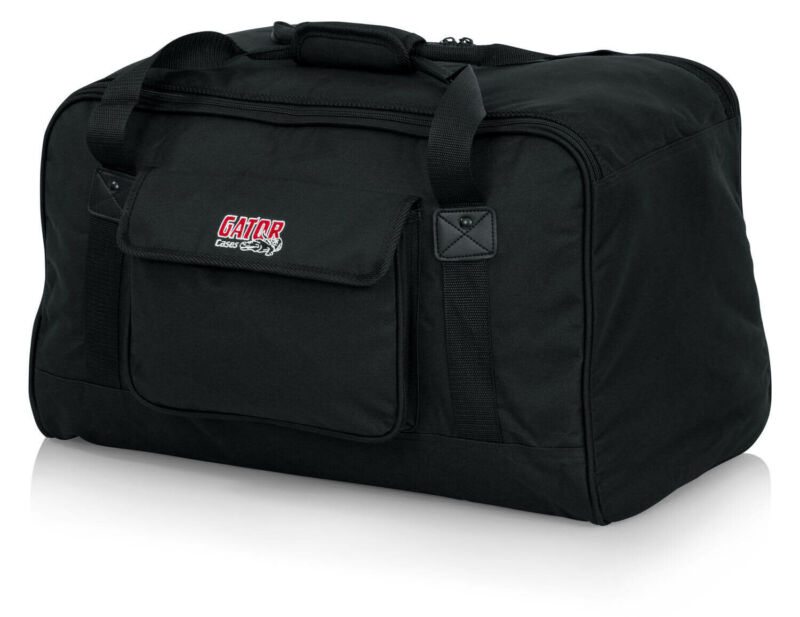 "Gator GPA-TOTE10, Heavy-Duty Speaker Tote Bag for Compact 10"" Cabinets"