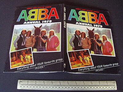 ABBA Annual 1979 Vintage. Classic Pop Annual - Pure ABBA Content