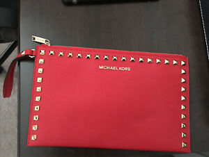 Large Michael Kors Clutch