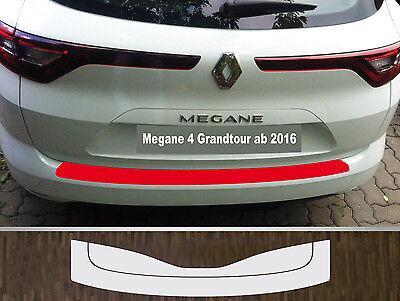 Ladekantenschutz Lackschutzfolie transparent Renault Megane 4 Grandtour, ab 2016