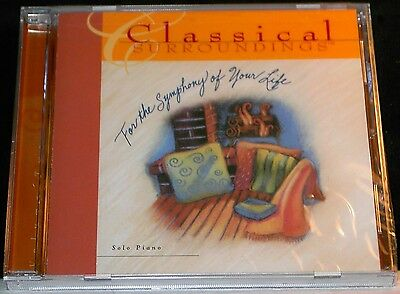 Classical Surroundings Series Solo Piano Volume 2 cd - Cd Solo Series