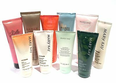 MARY KAY HAND & BODY LOTION~YOU CHOOSE~CREAM~MOISTURIZE~MINT BLISS~SCENTED+MORE! - Mint Hand Lotion