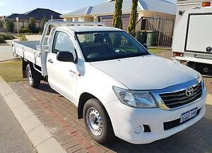 2011 Toyota Hilux Ute Wanneroo Wanneroo Area Preview