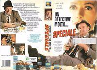 Un Detective Molto... Speciale (1997) Vhs Ex Noleggio -  - ebay.it