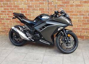 2014 Kawasaki Ninja 300 9 months Rego, Swap for Grom/Z125 Cobbitty Camden Area Preview
