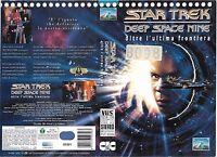 Star Trek Deep Space Nine - Oltre L'ultima Frontiera (1992) Vhs Ex Noleggio -  - ebay.it