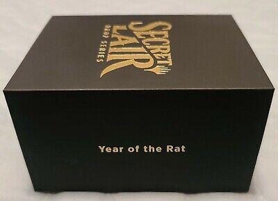 MTG Secret Lair Drop Series Year of the Rat Set . NM
