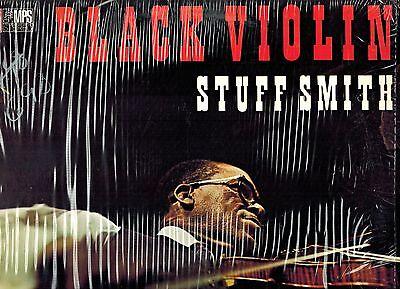 MFD IN CANADA 1972 JAZZ LP STUFF SMITH : BLACK VIOLIN