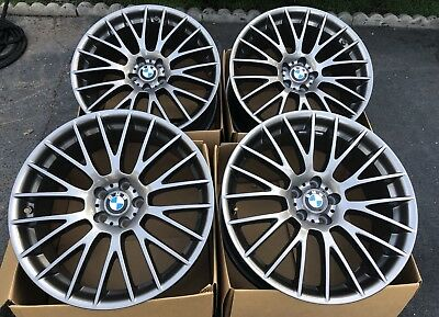 "Bmw 21"" F02 F01 7 Series  Oem Original 312 Wheels Rims Factory"