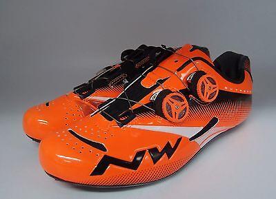 quality design c077e 6c28c Northwave Extreme Tech Plus Bike Shoes Neon Orange Size 40.5