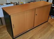 Office Cabinets / Storage - Filing Cabinet & Credenza Avalon Pittwater Area Preview