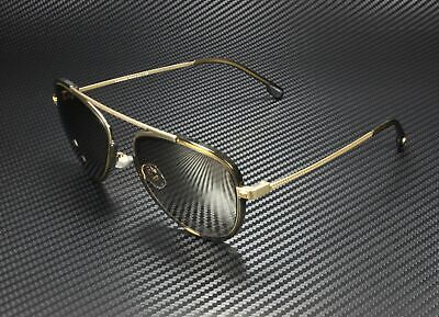 VERSACE VE2193 14285A Tribute Gold Green Lt Brown Gold 56 mm Men's Sunglasses