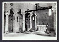 Torcello Venezia Cartolina Chiesa Di S. Fosca Interno Fg N - Testolini - inter - ebay.it