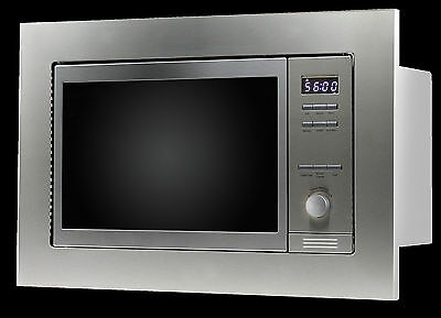 Equator Deco Combo 0.8 Cu. Ft. 1100W Built-In Microwave Oven