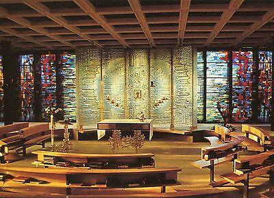 Alte Postkarte - Benediktiner-Priorat St. Ansgar - Nütschau