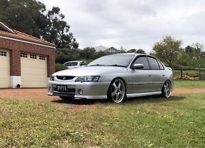 (PENDING PICKUP) 2002 Holden Commodore Ss 4 Sp Automatic 4d Sedan