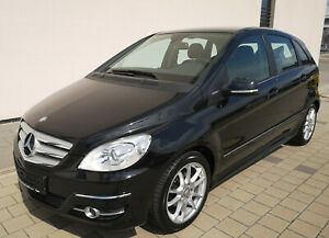 Mercedes-Benz B 160 (BlueEFFICIENCY) Mercedes-History*