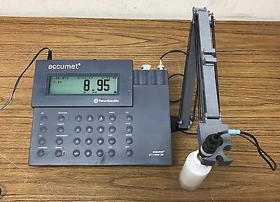 Fisher Scientific Accumet Ph Ion Conductivity Meter Model 50 With Probe