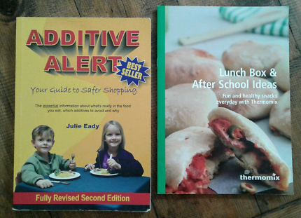 Book pack - Additive alert and  lunchbox booklet