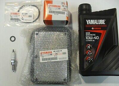 <em>YAMAHA</em> YS125 YS 125 SERVICE KIT GENUINE <em>YAMAHA</em> AIR FILTER OIL FILTER S