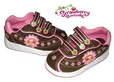 STRAWBERRY SHORTCAKE ~BERRY CUTE TODDLER SNEAKERS~ SZ - Strawberry Shortcake Schuhe