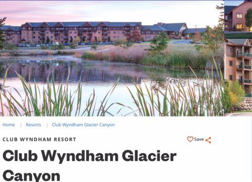 Wisconsin Dells, Wyndham At Glacier Canyon, 3 Bedroom Delx, 11/29 - 12/02 - $550.00