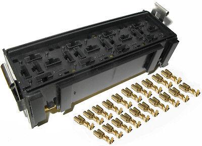 4 fach kfz Relais Sockel Fassung Relaisbox Kasten Qualität von MTA Auto ()