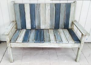 Recycled outdoor bench seat chair Nambour Maroochydore Area Preview